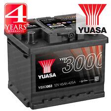Yuasa Car Battery Calcium 12V 45Ah 425CCA T1 For Ford Sierra 2.0 Cosworth RS500