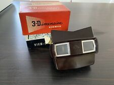 More details for 3-dimension 3d view master model e 1940's vintage viewer - boxed with 17 reels