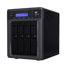 WD EX4 My Cloud Expert Series NAS - Black, Diskless 4 Bay - Western Digital