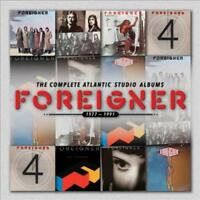 FOREIGNER - THE COMPLETE ATLANTIC STUDIO ALBUMS 1977-1991 NEW CD