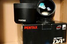 SMC Pentax DA* 200mm F2,8 ED IF SDM
