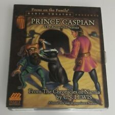 CHRONICLES OF NARNIA Prince Caspian by C.S. Lewis Audiobook Cassettes