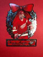 1999-00 Pacific Revolution Ornaments #10 Brendan Shanahan Detroit Rare Diecut SP