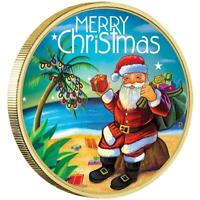 Christmas 2015 Stamp and Coin Cover
