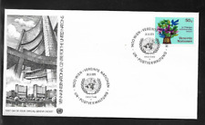 United Nations Vienna 1979 International Centre United Nationa  First Day Cover