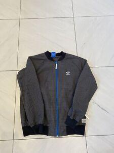 mens adidas originals jacket xl