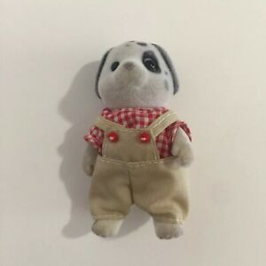 Sylvanian Families Calico Critters Dalmation Dog Family Dad