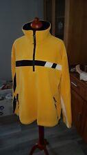 FleecePullover Campagnolo Sportswear, Farbe:Gelb  kuschlig warm Unisex Gr L