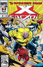 X-Factor Vol 1 No 84 November 1992 X-Cutioner's Song Part 2  Marvel Comics