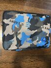 Movepeak waterproof seat cover for dogs BLUE Camouflage 3 Different Set Ups