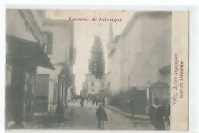 POSTCARD GREECE , THESSALONIKI , ST DEMETRE STREET