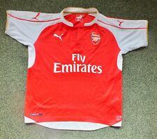 Arsenal Home Football Shirt - Medium Boys - Age 10 -12 years - Puma (7)