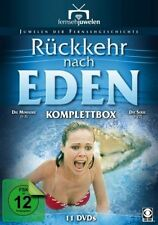 RETURN TO EDEN - COMPLETE 1983 & 86 MINISERIES BOX -  DVD - PAL Region 2 - New