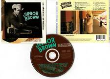 "JUNIOR BROWN ""12 Shades Of Brown"" (CD) 1993"