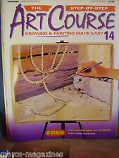 DeAGOSTINI ART COURSE MAGAZINE # 14 DRAWING & PAINTING MADE EASY STEP BY STEP
