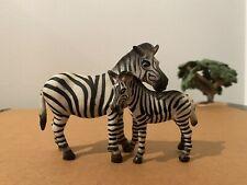 Schleich Zebra Set #1 - Retired