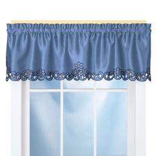 Elegance Scroll Cut-out Window Valance
