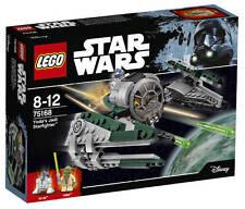 NEU & OVP LEGO® Star Wars 75168 - Yoda's Jedi Starfighter™ NEU & OVP Yoda R2-D2