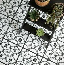 D-C-Floor Self Adhesive Vinyl Floor Tiles Classic Ornament - pack 11 tiles 1SQM