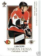 MARIAN HOSSA 2002-03 PRIVATE STOCK RESERVE PATCH CARD #134 159/250