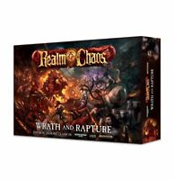Warhammer 40k Realm of Chaos: Wrath and Rapture NIB