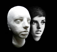 Liza Minnelli Life Mask Cast Cabaret