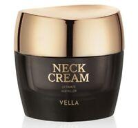 Vella Ultimate Age Killer Neck Cream 50ml Wrinkle Care Anti aging Elastic