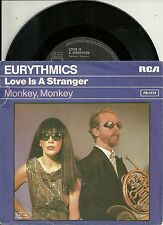 Eurythmics - Love is a stranger (1982) GERMANY 7""