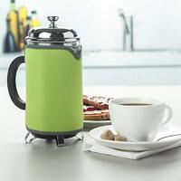 Zeal By CKS Cafetiere Jacket 8 Cup - Lime Green