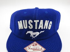 Ford Mustang Classic Strapback Hat