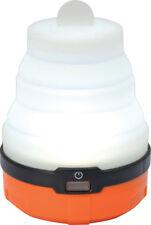 UST Spright Lantern Orange Knife 20-LNT0006-08 Silicone globe glows in the dark