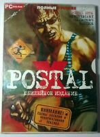 Postal 10th Anniversary Collectors Edition DVD Case NEW Factory Sealed RARE