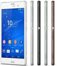 Sony Xperia Z3 D6603 LTE GSM Unlocked Smartphone Cell Phone AT&T T-Mobile 16GB