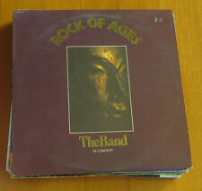 FREE 2for1 OFFER-The Band ‎– Rock Of Ages: The Band In Concert : Capitol Records