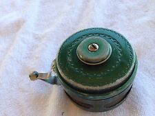 New listing Vintage Shakespeare Silent Tru Art automatic fly fishing reel no.1837. Model Ge
