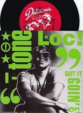 Tone Loc ORIG OZ PS 45 I got it goin on VG+ '89 Island K888 West Coast Rap