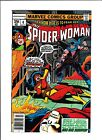 """SPIDER-WOMAN #4 [1978 GD+] """"HELL IS THE HANGMAN!"""""""