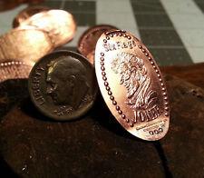 The Joker (Batman) - Golf Ball Marker Pressed copper Penny Ball Mark