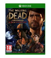 The Walking Dead Telltale Series: The New Frontier Season Pass Disc for Xbox One