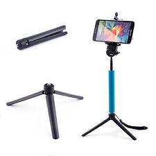 Adjustable Mobile Phone Selfie Stick Tripod Stand Grip Holder Gopro3 +/4 Folding