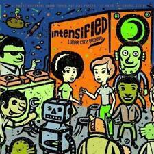 Intensified  - Lunar City Groove. New Sealed - Ska / Reggae CD & DVD