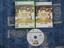 XBOX 360 : WORLD SERIES OF POKER : TOURNAMENT OF CHAMPIONS 2007 - Completo !