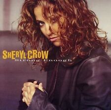Crow, Sheryl : Strong Enough CD