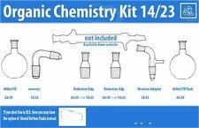 organic chemistry lab kit 14/23  lab glass borosilicate