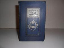 1893 Historical Tales American by Charles Morris
