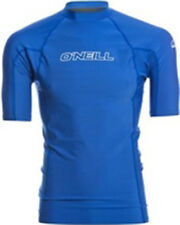 O'Neill Basic Skins SS Crew Tee (M) Pacific