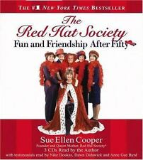 The Red Hat Society? : Fun and Friendship after Fifty by Sue Ellen Cooper...