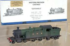 Occidental Precisión hierro fundido Cotswold Kit Montado gw Gwr 2-8-2 Class 72xx