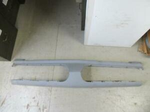 1967 or 68 Plymouth Barracuda Front Header Panel around grille Good Used Mopar