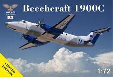 Modelsvit SVM-72005 - 1:72 Beechcraft 1900C-1 Ambulance F-GVLC